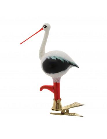 Stork m/tyndt næb - Udsolgt!