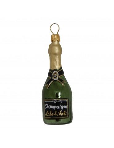 Lille champagne, mørk -...