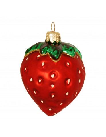 Jordbær, rundt