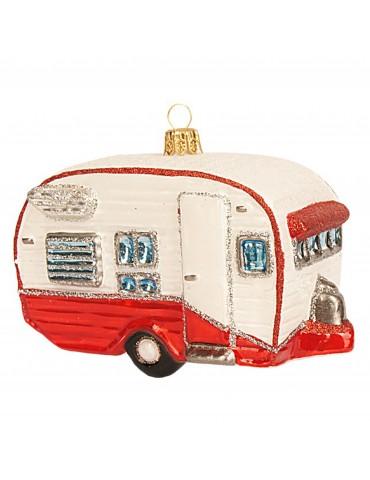Gl. campingvogn