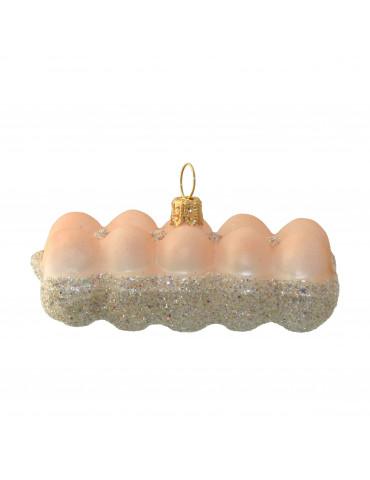 1 bakke æg