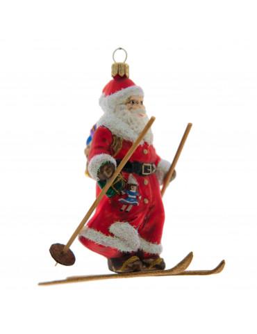 Julemand på ski 2