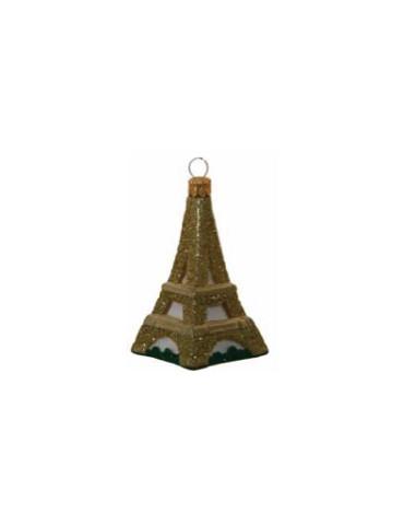 Eiffeltårnet m/glimmer