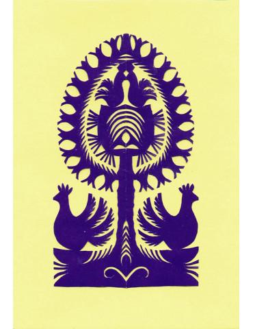 Påskekort 1  (10x15cm)