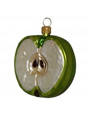 ½ grønt æble