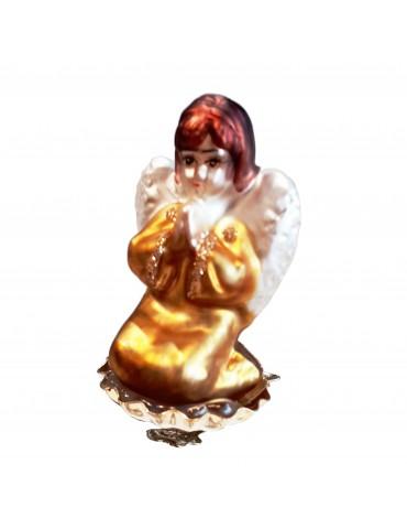 Knælende engel på klips