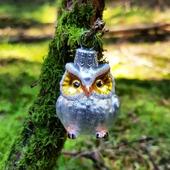 ♥️ www.miju-julepynt.dk 🎄  🌲 Tag skovens dyr ind i hjemmet - her en lille hvid ugle 🌲  #jul #jul2020 #christmas #christmas2020 #glaspynt #håndlavet #håndmalet #kunst #fugle #ugle #juletræ #chridtmastree #kunsthåndværk #eventyr #julegaver #present #xmas #minjul #danskjul #pynt #denmark #dekoration #juleaften #tradition #følgmig #miju-julepynt